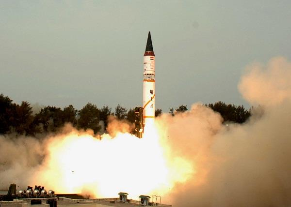 india gets ready to test nuclear capable agni v icbm