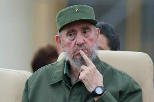 the names of the monuments in the name of fidel in cuba is restricted