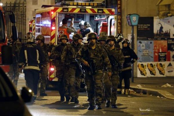 increased security due to terrorist attacks in canada