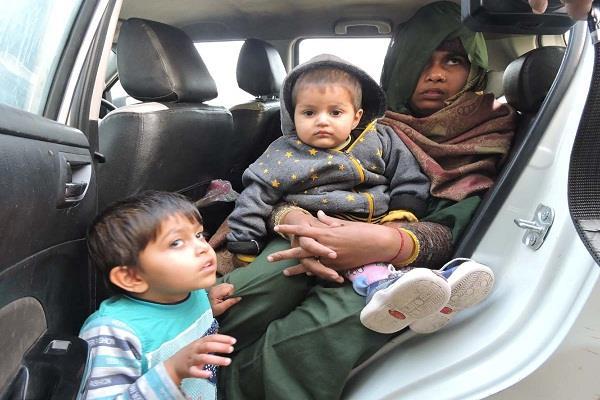 haryana  jind  gundagrdi  hostage  police