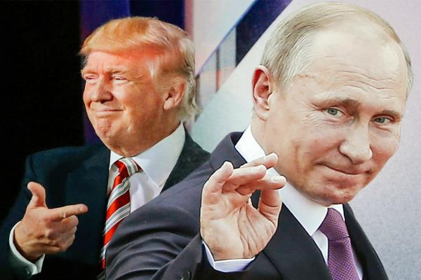 russia tried to help donald trump win the election trump denies report