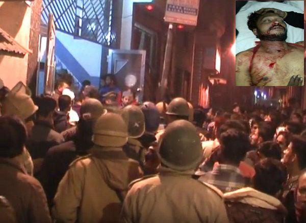 bsp leader shot dead  angry crowd set fire to the home of the accused