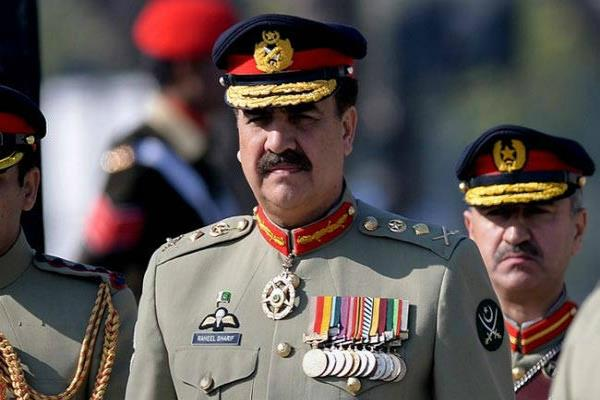 man kills himself over raheel sharif not being given extension
