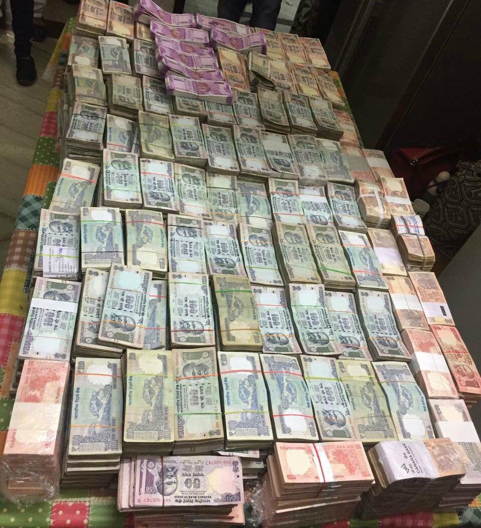 ed seizes new currency worth 17 74 lakhs in chandigarh