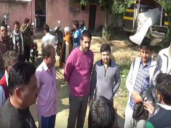 money starved farmer shot himself
