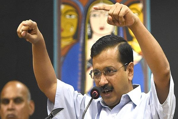 arvind kejriwal rally in jaipur