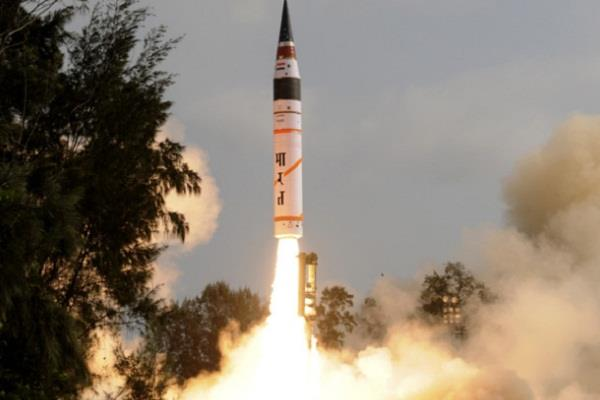 agni missile test  china  army