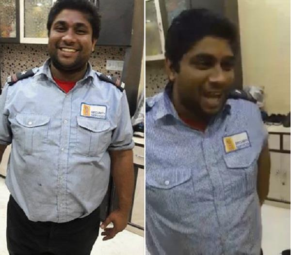 watch  kolkata security guard is the new singing sensation