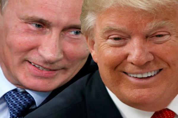 donald trump obviously aware russia was involved in us election hacking