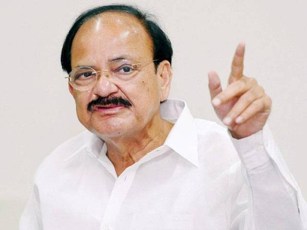 whole country knows who is stalling parliament  venkaiah naidu