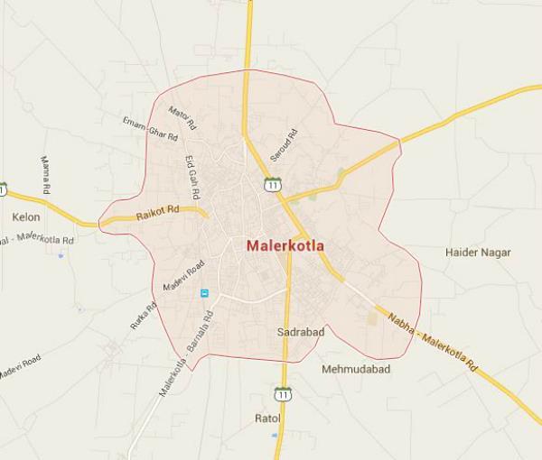 malerkotla constituency traffic problem