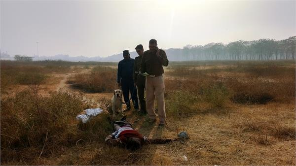 kill man at railway yard