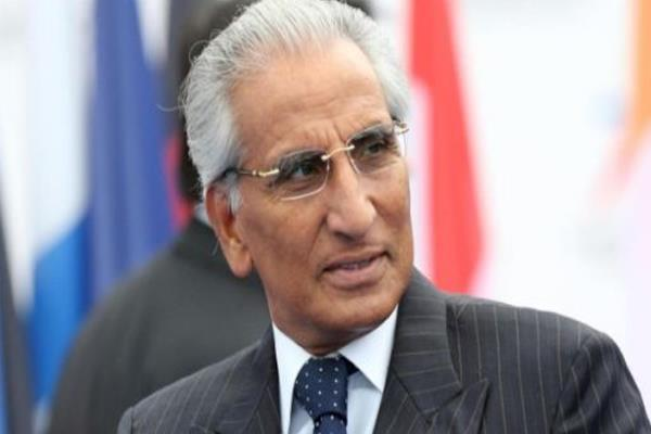 pakistan raised the issue of india hostility  bitterness us lawmakers