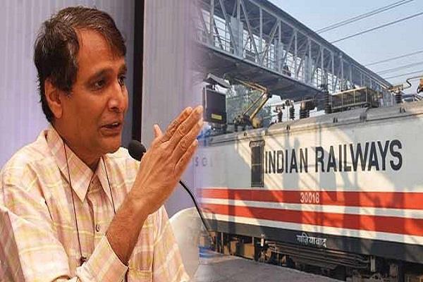 uttar pradesh will be the biggest beneficiary of the improved rail  prabhu