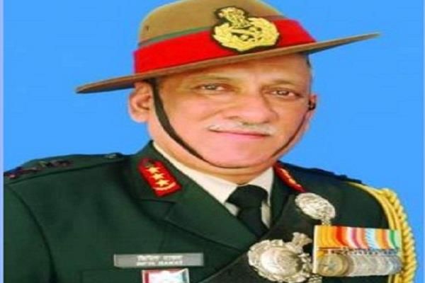bipin rawat to be next army chief