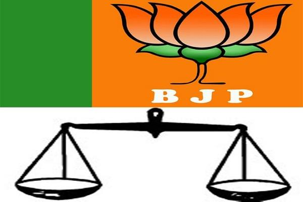 sad bjp retained the possibility of change in the seat