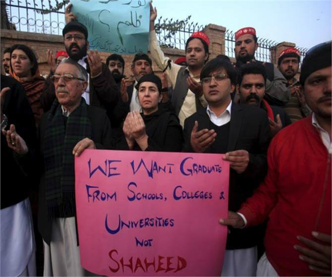 pak university attack people fear unwilling to send children to school