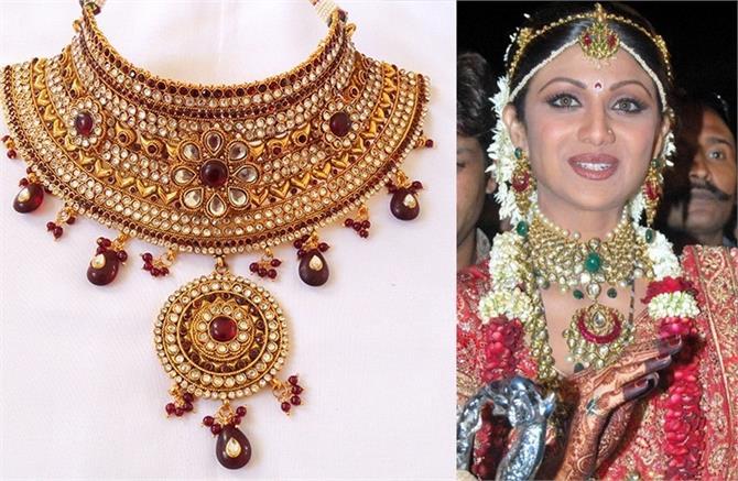 दुल्हन की पहली पसंद Bridal Jewellery देखिए तस्वीरें