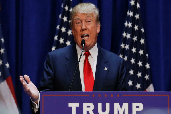 republican presidential nomination at the forefront of trump