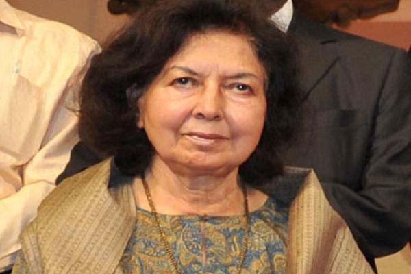 nayantara  bhardwaj agreed to withdraw returned award