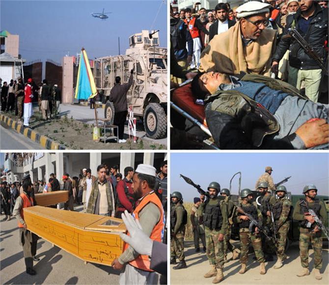 pakistan attack avoided khan university terrorist attack