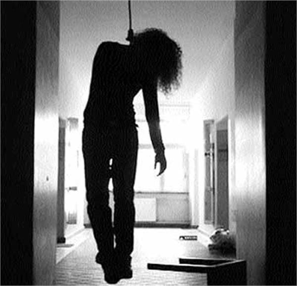 mentally disturbed student hanged his life
