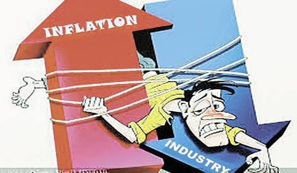 inflation up down industry