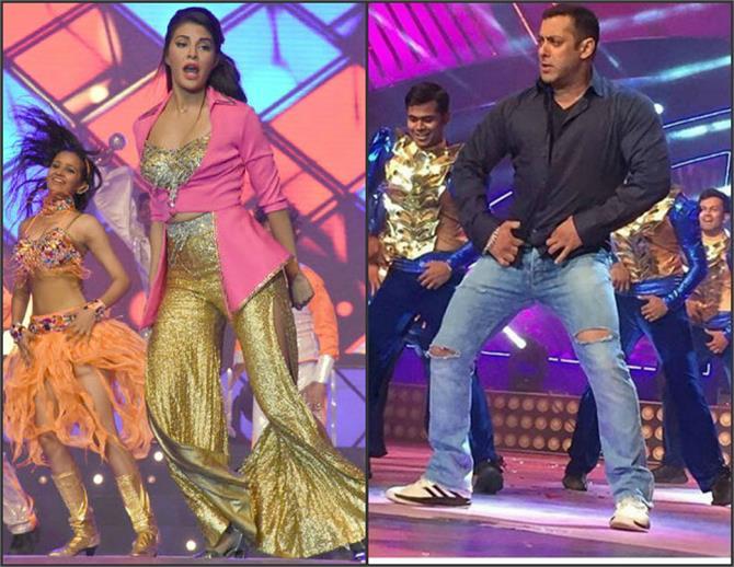 salman khan gives rocking performance da bang concert