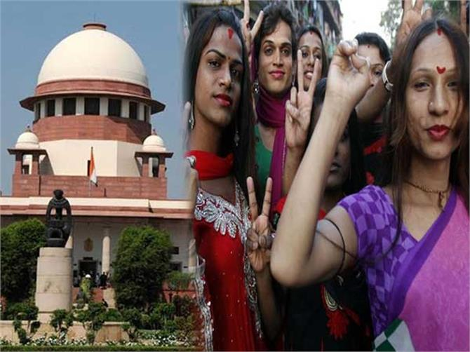 sc refers homosexuality plea to constitution bench