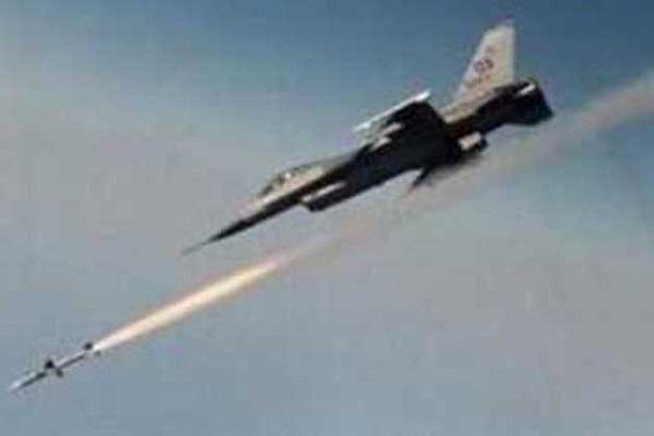 air raid in pakistan