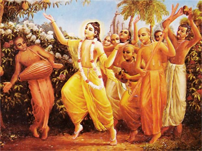 gaur purnima sri chaitanya mahaprabhu