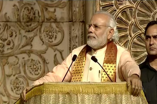 art of living is a feature to be between modi