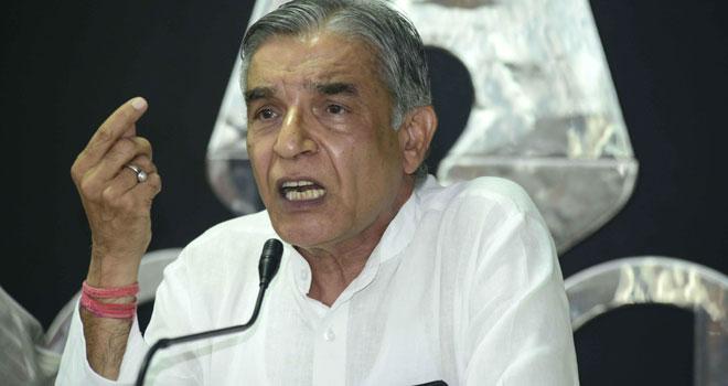 pawan kumar bansal statement on bjp