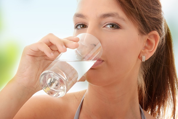 in this way the water intake for healthy living