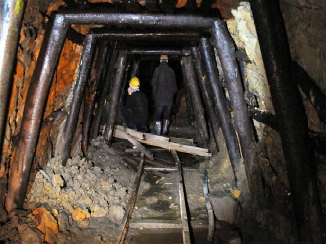 11 coal miners missing in china