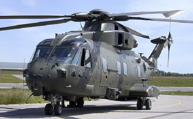 vvip chopper deal indian officials were bribed giregi congress