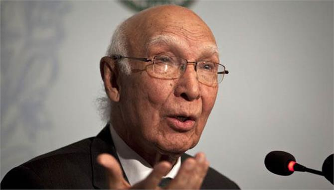 aziz to visit uk tomorrow to attend strategic dialogue
