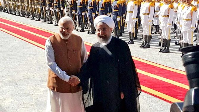 modi on iran visit from sunday