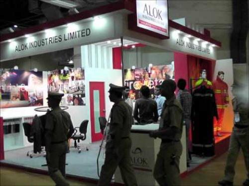 alok industries executive director surendra jivrajka