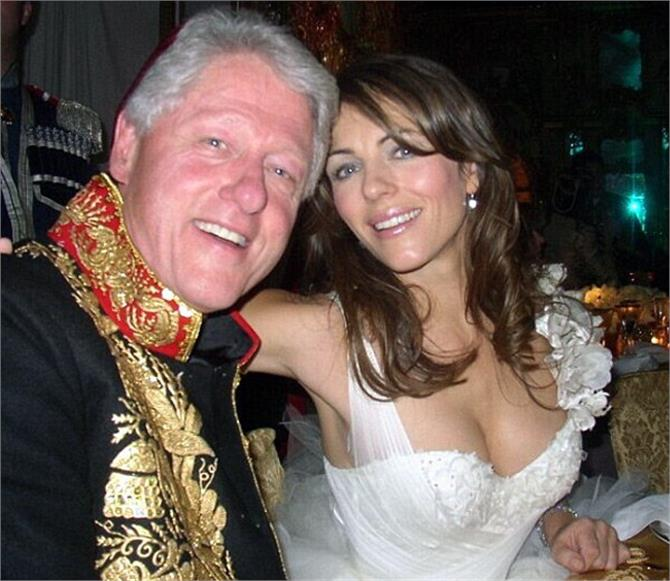 bill clinton sex allegations