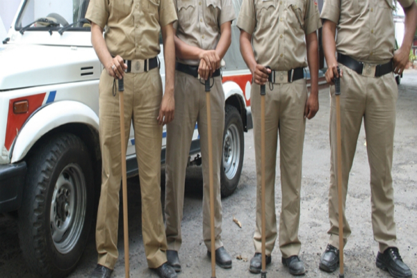 home guard supreme court police constable