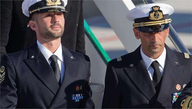 italian minister says marine salvatore girone will be home in a few weeks