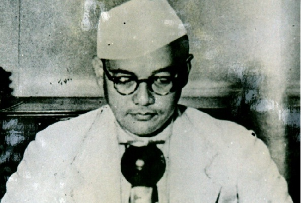 first time big reveal about subhash chandra bose