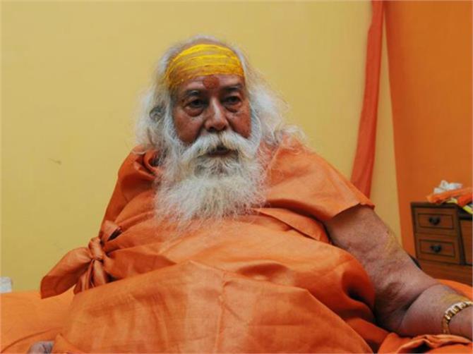 swami swaroopanand kindled against modi