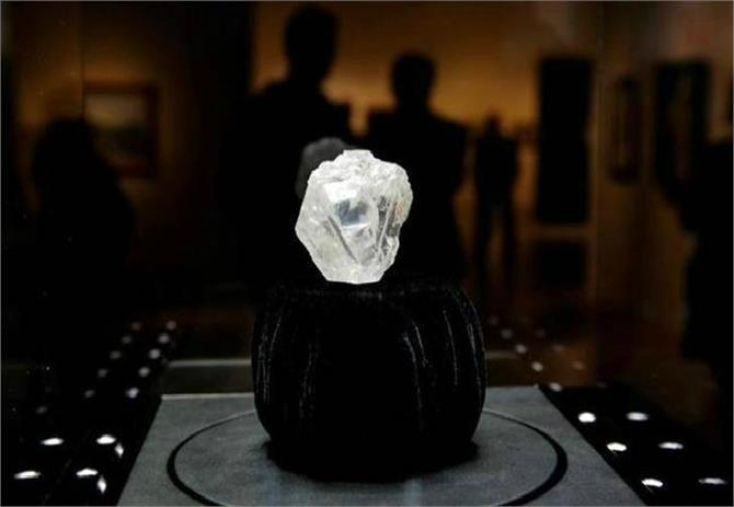 worlds biggest diamond to be auctioned in london