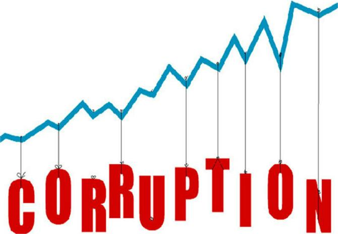 64 percent pakistanis say corruption rife in government offices