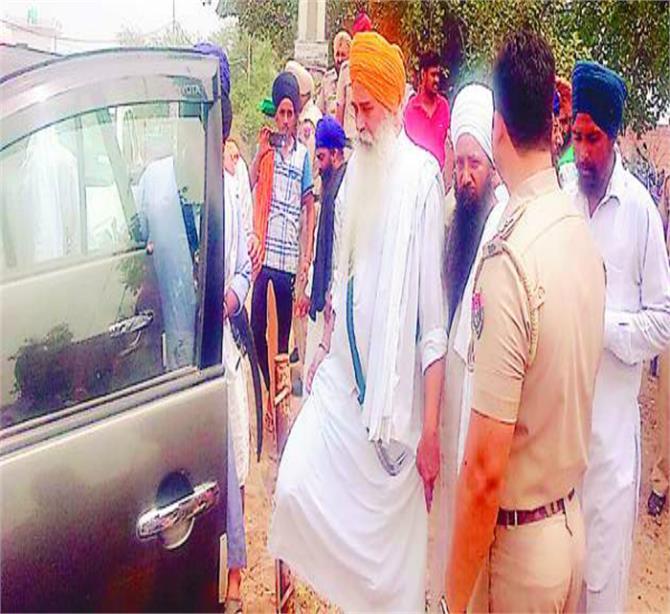 bhai amrik singh ajnala arrested