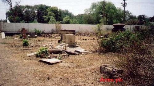 rajasthan chittorgarh cemetery police