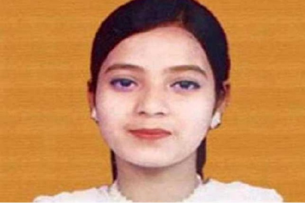ishrat jahan encounter files recovered from the home ministry computer