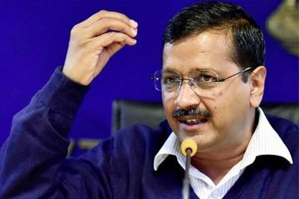 kejriwal wants sit to probe 1984 riots